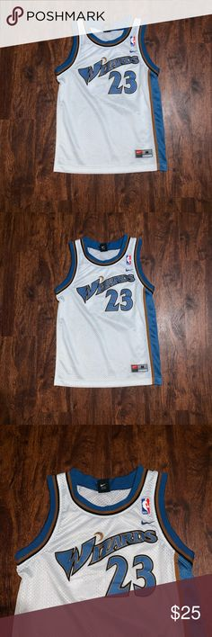 34debfda81d Michael Jordan Big Kids Washington Wizards Jersey Michael Jordan Big Kids Washington  Wizards Bullets 23 Jersey