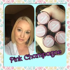 LipSense Pink Champagne #smoochesbysarah #36 colors