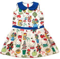 hello kitty dress. misha lulu.