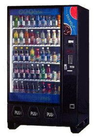 Dixie Narco Beveragemax Vending Machine 5591 Refurbished