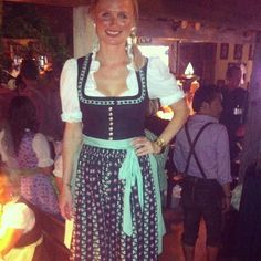 Outfit and song of the day. No. 107    http://bootsmannundtornado.net/2012/09/26/outfit-and-song-of-the-day-no-107/#    #oktoberfest #wiesn #käferzelt #dirndl #tracht #fashion