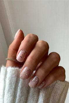 The 45 pretty nail art designs that perfect for spring looks 8 9 Frensh Nails, Blush Nails, Manicures, Short Nail Manicure, Manicure Ideas, Nail Art Ideas, Subtle Nails, Short Nails Art, Ideas For Short Nails