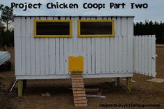 *Random Thoughts of a SUPERMOM!*: Pallet Chicken Coop: Part Two http://the-wilson-world.blogspot.com/2013/03/pallet-chicken-coop-part-two.html