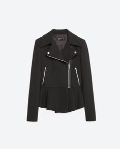 Image 6 of PEPLUM JACKET from Zara