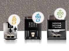Büro-Kaffeeautomaten MIETEN statt kaufen
