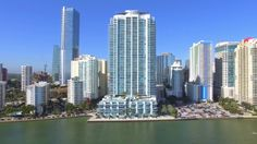 Jade at Brickell Luxury 2 Beds + Den / 3 Baths - Waterfront Condo Unit F...