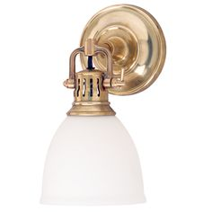 Pelham Wall Sconce by Hudson Valley Lighting