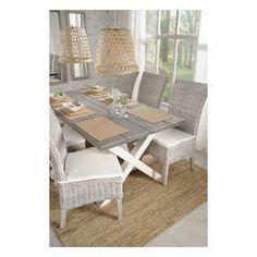 Linnea/Heta-ruokailuryhmä sopii tyylikkääseen sisustukseen. Outdoor Furniture Sets, Outdoor Decor, Table, Home Decor, Decoration Home, Room Decor, Tables, Home Interior Design, Desk
