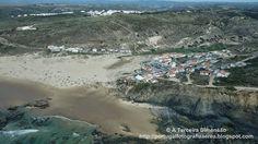 A Terceira Dimensão - Fotografia Aérea: Praia do Monte Clérigo
