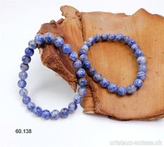 Bracelet Sodalite pour homme, élastique 8-9 mm / 21 cm Bracelets, Jewelry, Crystals, Bangles, Jewellery Making, Jewels, Jewlery, Bracelet, Jewerly
