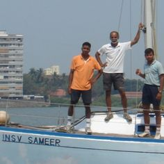 Chapter 6: Training on Old Sameer by The First Indian • A podcast on Anchor 10 Year Old, 10 Years, Ocean Sailing, Hurdles, Audiobook, The One, Anchor, Challenges, Boat