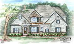 Pleasantcrest Cottage - House Plan # 05209 | Courtyard House Plans
