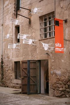 Pop up store de Sita Murt al Rec.04 in Barcelona