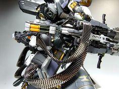 rhubarbes: MG 1/100 Sazabi Ver Ka - Customized Build. (via GUNDAM GUY: MG 1/100 Sazabi Ver Ka - Customized Build)