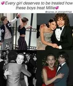 Everyone deserves to be treated how these boys treat millie