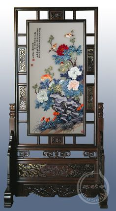 Petit meuble chinois rangement figurines et miniatures for Meuble chinois belgique