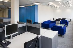 Knight Frank Estate Agents offices, London - featuring hm26a & b