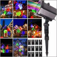 Silingpa Holiday Lighting Outdoor Christmas Christmas Projector