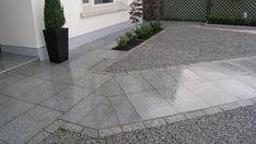 Granite Driveways   Owen Chubb Garden Landscapers