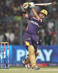 Gautam Gambhir led from the front with 42 as Kolkata Knight Riders downed Delhi Daredevils at Eden Gardens #cricket #sports #Pepsi #IPL