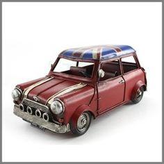 voiture miniature de collection Austin Mini