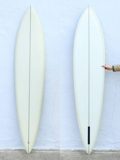 7'5 Alex Knost Pintail custom made to turn like a short but ride nose like a 9 footer