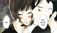 say i love you anime | deviantART: More Like Say I Love You wallpaper by ~Kibosama