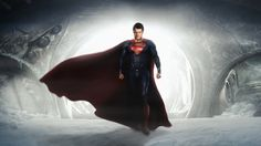 Man Of Steel HD  Superman Wallpaper