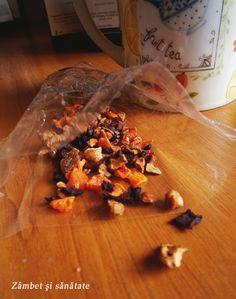 "Fruit Tea - Childhood's Dream from d'Oro Tea http://doro-tea.ro Ceai de fructe ""Visul Copilariei"" Photo by http://zambetsisanatate.ro"