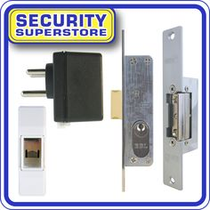 ELECTRONIC BBL COMBO SET – PLUG IN | Security Superstore