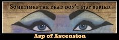 Sometimes the dead don't stay buried. ASP OF ASCENSION https://www.goodreads.com/book/show/22233926-asp-of-ascension-a-nerertari-hughes-mystery-1