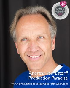 Andreas von Estorff, Founder and CEO, ProductionParadise.com and member of our illustrious panel of judges for 2016.  http://www.productionparadise.com
