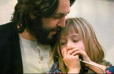 Paul McCartney and Heather Eastman, 1969