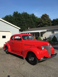 It S A 1947 Chevy Stylemaster 2 Door Business Coupe In