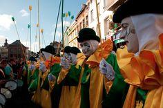 Maschere al Carnaval de Binche #lp_it