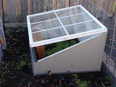 Do It Yourself Cold Frames | Carolina Gardener Web Articles