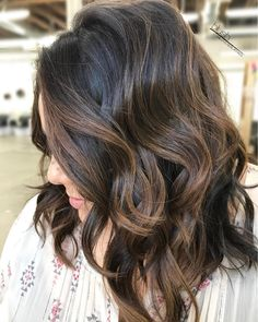 "524 Likes, 8 Comments - •Dallas•Balayage•Education• (@cynlovesbalayage) on Instagram: "" FALL has arrived! In the Balayage world that means bring IT ON! The whole point of balay is to…"""