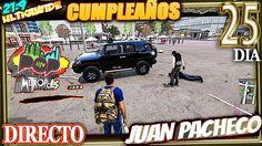 POP LIFE 4.0 Arma 3 #25 CUMPLEAÑOS JUAN PACHECO Gameplay Español 21:9