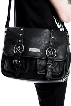 Ritual Ring Messenger Bag [B]