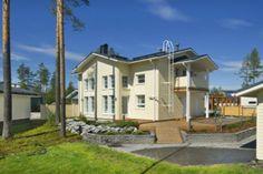 Tammisaari 166, Kuopio.  Asuntomessujen jälkeen tästä talosta tuli Nightwish-basisti Marco Hietalan perheen koti: http://www.savonsanomat.fi/savo/marco-hietalan-talossa-on-134-neliota/1041266