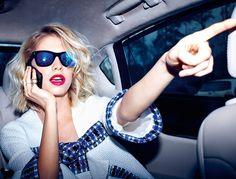 Lena Perminova, Vogue Russia <3