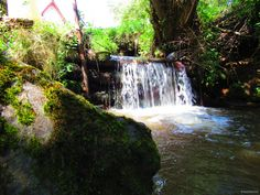 Guduc Waterfall, Outdoor, Outdoors, Waterfalls, Outdoor Games, The Great Outdoors