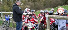 Entirely run by volunteers, Braintree BMX uses a range of people's skills to help build the club.