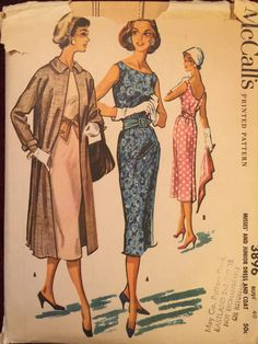 35ddae7cfbbc 78 Best 1940 s and 50 s Vintage Sewing Patterns images