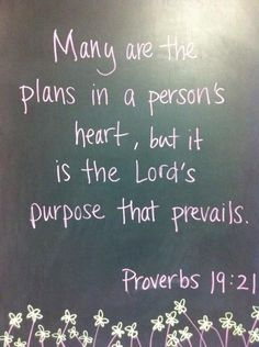 Ohhhhh yes, yes it does!! We are so eager to fight HIS purpose, in hopes that OUR plan wins out. But be still, quiet your busy feet ... And let HIS purpose (NOT your plan) prevail!