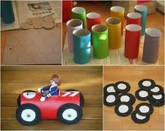 DIY car craft