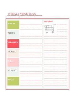 A Typical English Home: Freebie Thursday - recipe binder printables