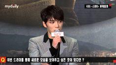 """'스파이' 김재중(JYJ Kim Jaejoong), """"키스신 비결? 따로 없지만…"""" [MD동영상]"""
