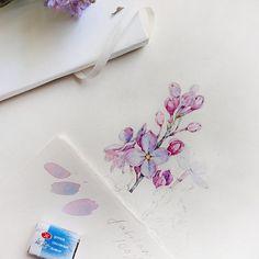 Lilac in progress | Use Instagram online! Websta is the Best Instagram Web Viewer!