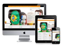 Otro Proyecto completo de web marketing. hecho por Trilia Publi.